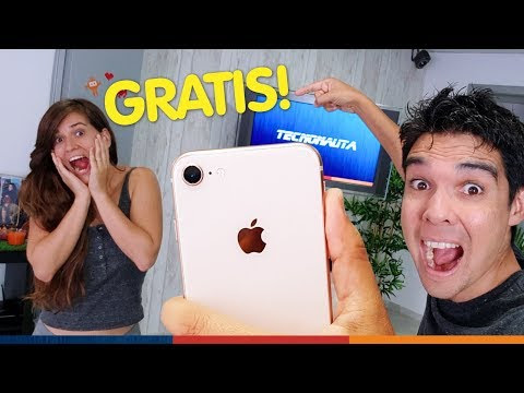 SORTEO iPHONE 8 INTERNACIONAL