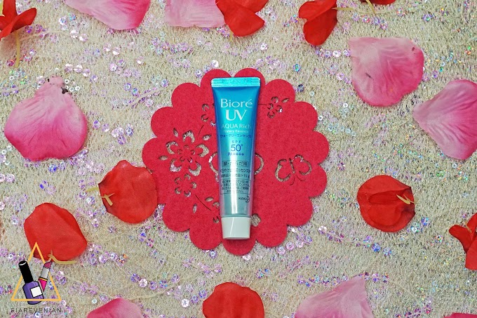 Biore UV Aqua Rich [REVIEW]