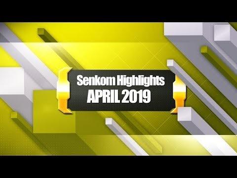 Video Senkom Mitra Polri Highlights - April 2019