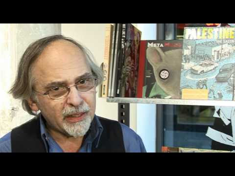 Interview with Art Spiegelman: 8th Grade Holocaust Unit Review.