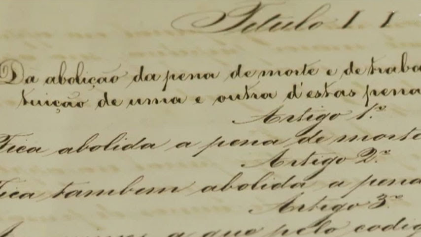 Resultado de imagem para abolição da pena de morte em portugal para crimes civis