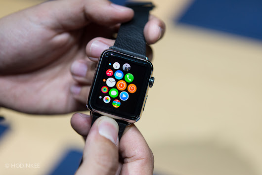A Watch Guy's Thoughts On The Apple Watch After Seeing It In The Metal (Tons Of Live Photos)