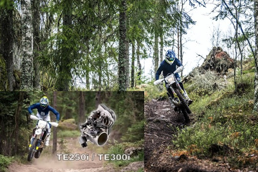 Husqvarna - Testtag bei Bachner Racing in Lunz am See!