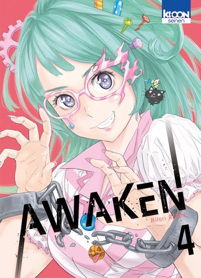 Manga - Manhwa - Awaken Vol.4