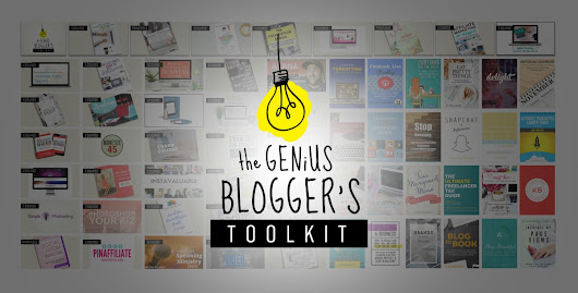 Genius Blogger's Toolkit - Six Figures Under
