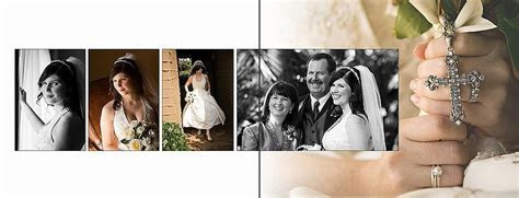 wedding album design proof view   Photobook design