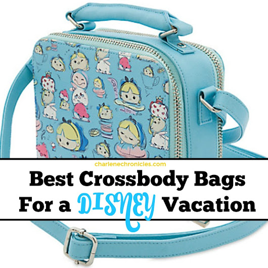 Best Crossbody Bags for Disney Vacations - Charlene Chronicles