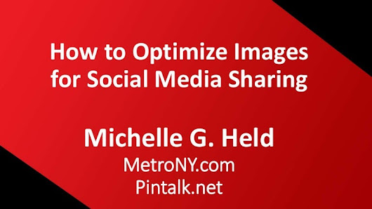 How to Optimize Images for Social Media Sharing