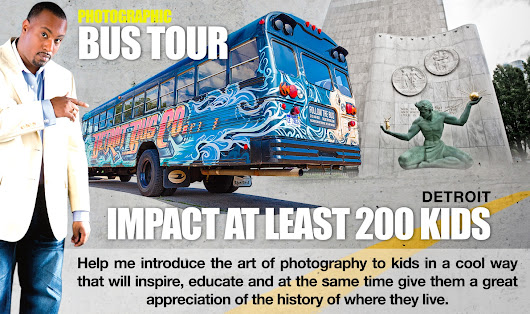 IMPACTING DETROIT YOUTH Through Innovative Tour: Giving Campaign - SHAWN LEE STUDIOS / S. Lee Portraits, LLC