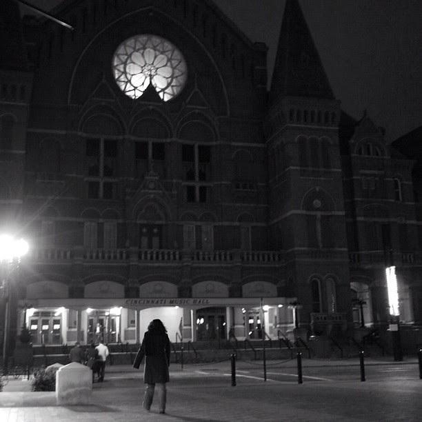 Music Hall #thisisotr #cincinnati #ohio #washington #park #parks