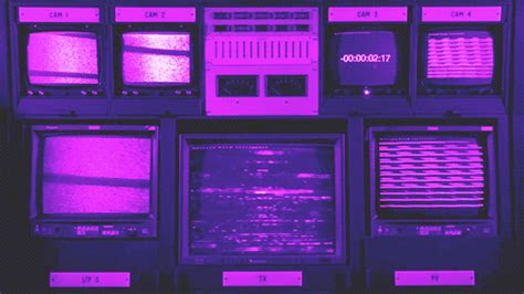 tv static aesthetic tumblr