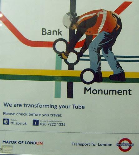 Bank Monument Improvements