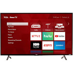 "TCL 32"" Roku HD LED Smart TV (32S325)"