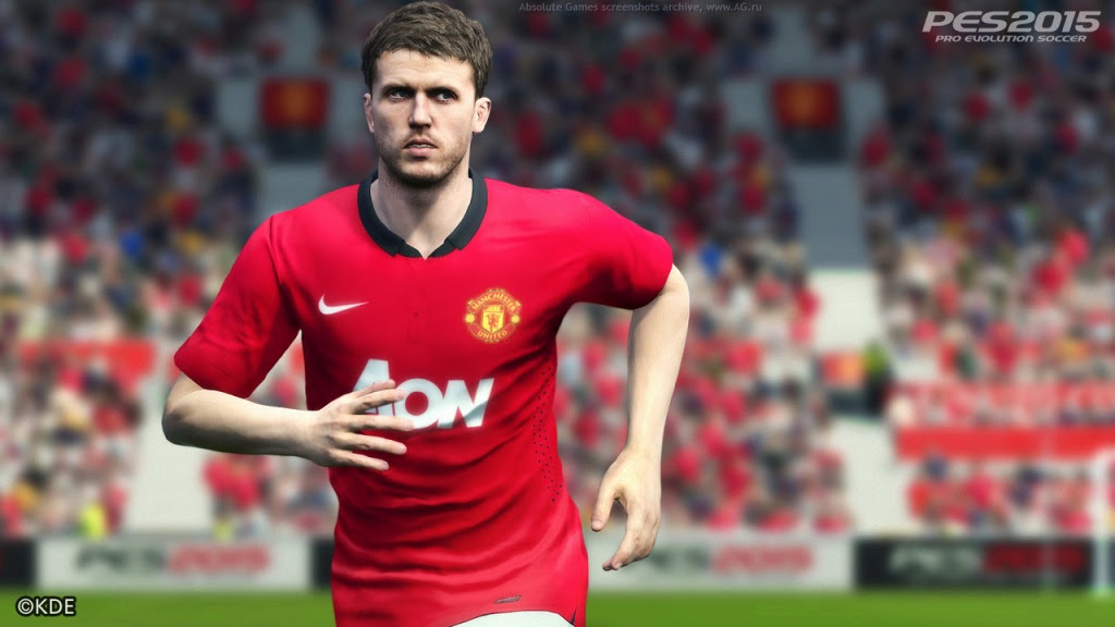 Screen Shot Of Pro Evolution Soccer (2015) Full PC Game Free Download At worldfree4u.com