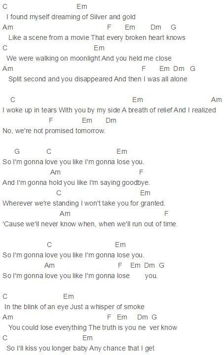 Teks Lagu All Of Me Dan Terjemahannya - Berbagai Teks Penting