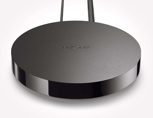 Official Nexus Player Video Hits The Web, Reminding us That We'll Never Get Our Hands On The Nexus Q