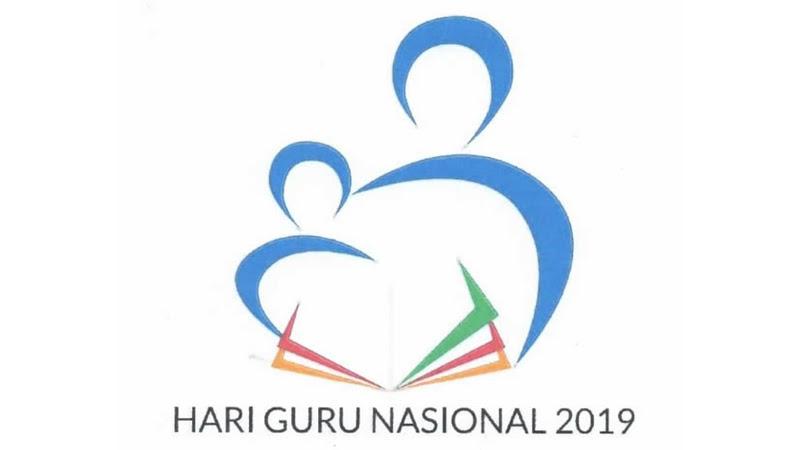 Logo Hari Guru Nasional Sederhana Tapi Sarat Makna