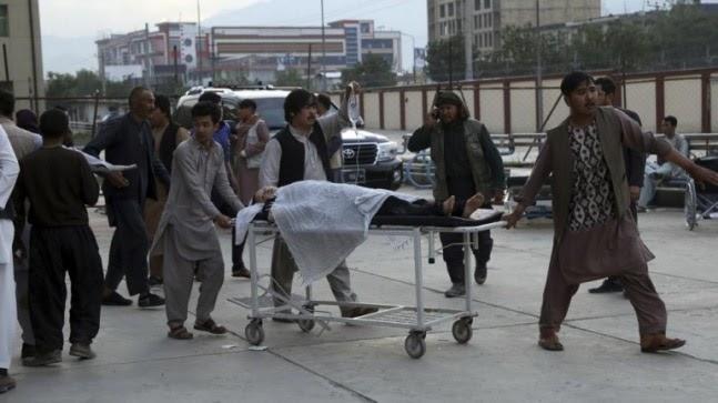 Bomb explodes near girls' school in Kabul, at least 30 dead https://ift.tt/3hbsrdy