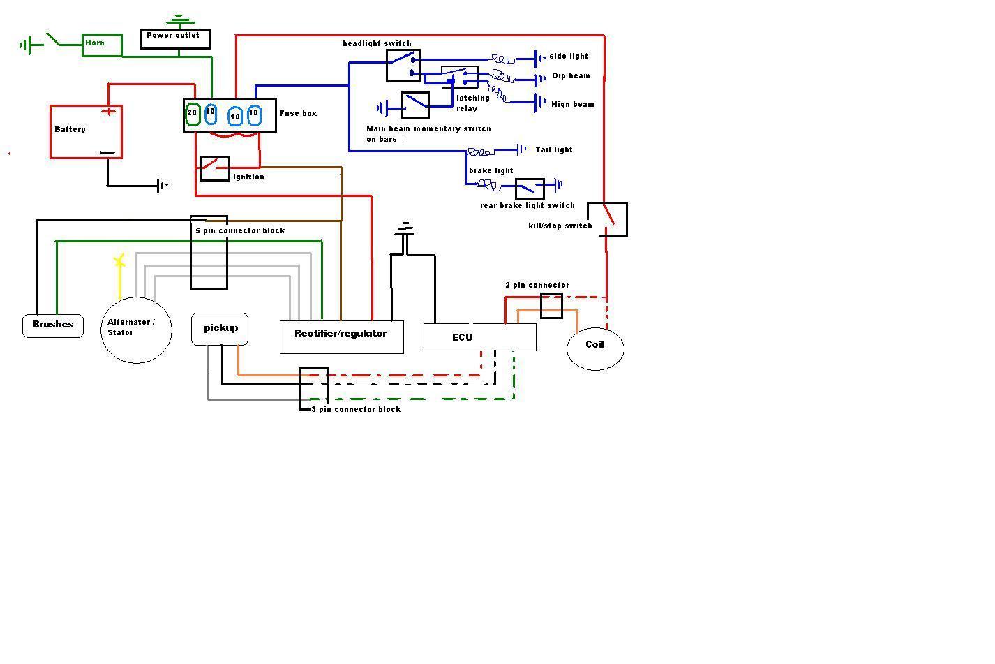 DIAGRAM Wire Diagram Yamaha Xs1100 Bobber FULL Version ...