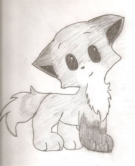 cute love drawings cute anime fox  walrusmachetti