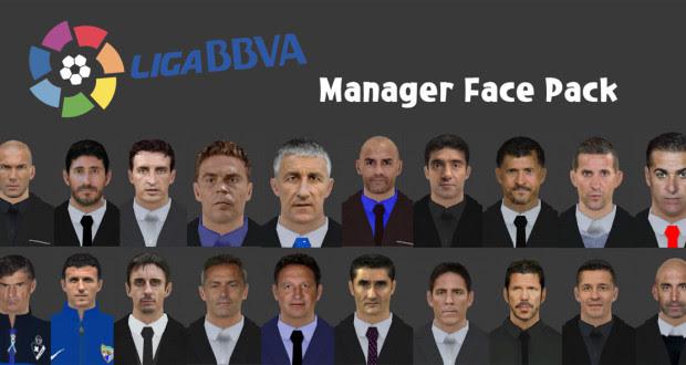 Liga bbva managers