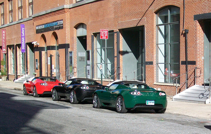 Tesla Car Dealership Locations