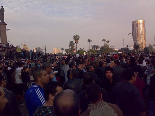 28 January Demo in Cairo