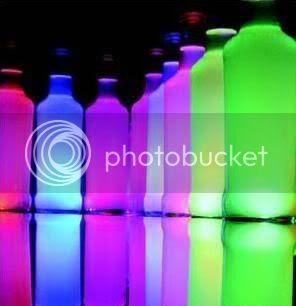 LED Bottles !