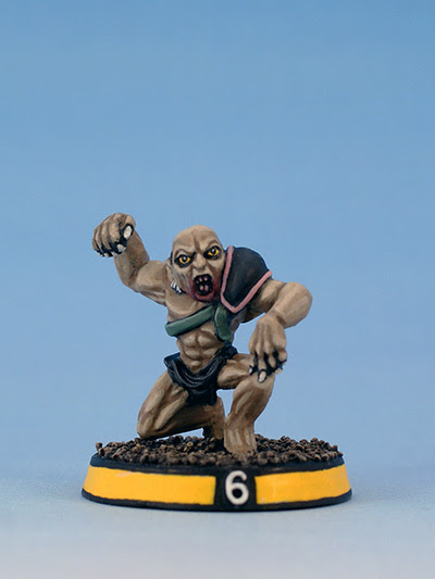 Citadel Miniatures undead Blood Bowl Ghoul