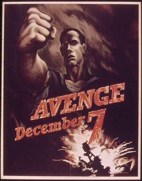 """File:""""Avenge December 7"""" - NARA - 513580.jpg"""