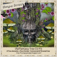 Old Fantasy Trees Cu 4 Cu FS