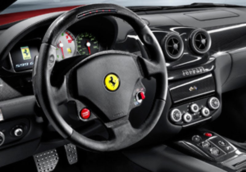 Car of the Week: The Ferrari 599XX Evoluzione | GQ