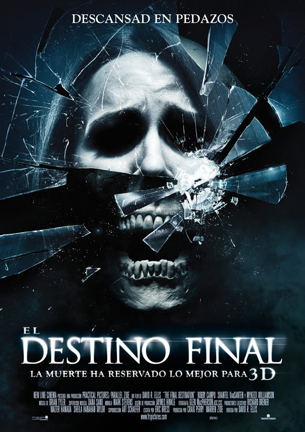 El destino final (David R. Ellis, 2.009)