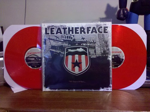 Leatherface - The Stormy Petrel - 2xLP - Red Vinyl - /550