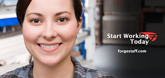 Entry Level Production positions / Bristol, IN - $12/hr and up - Forge Industrial Staffing
