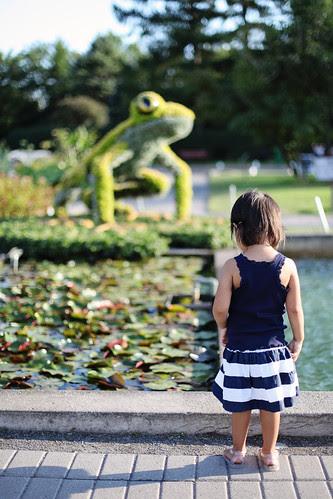 biodome and botanical gardens, montreal