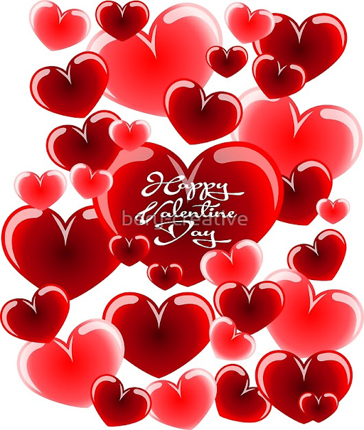 'Happy Valentine Day'  by bery-creative