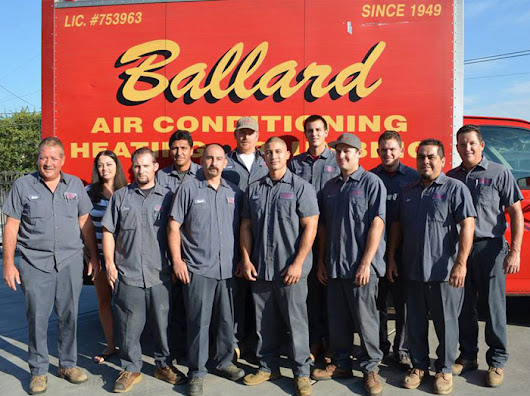 Ballard Plumbing, Heating, and Air Conditioning - Best of the Inland Empire