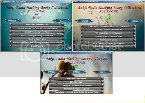 Ankit fadia hacking books collection new version