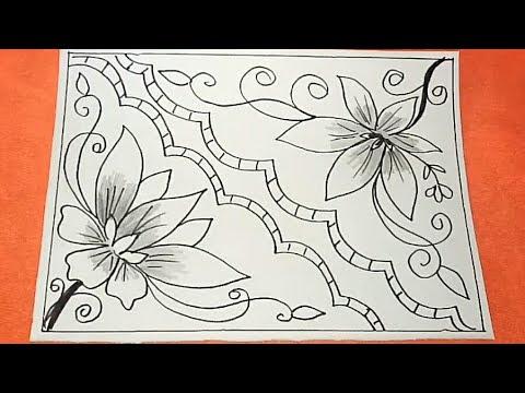 Unduh 680 Koleksi Gambar Bunga Batik Yang Bagus Gratis