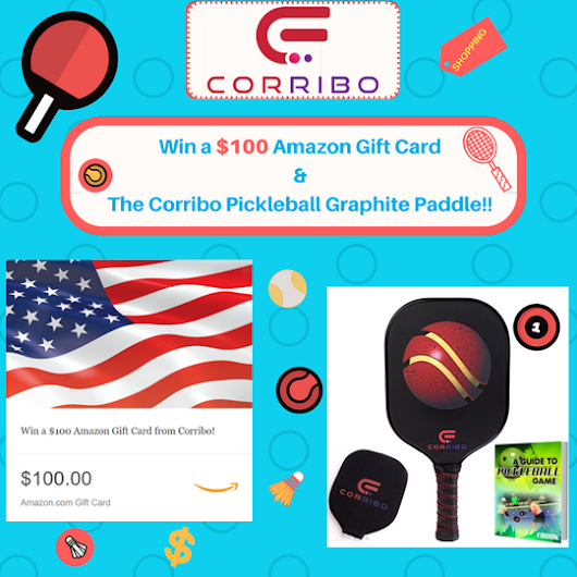 Corribo - Social Media Release Giveaway!