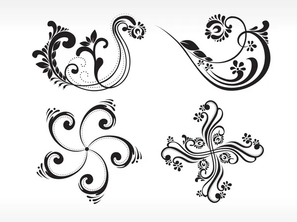 Artistic on Artistic Tattoo Background   Stock Vector    Alliesinteract  2245858