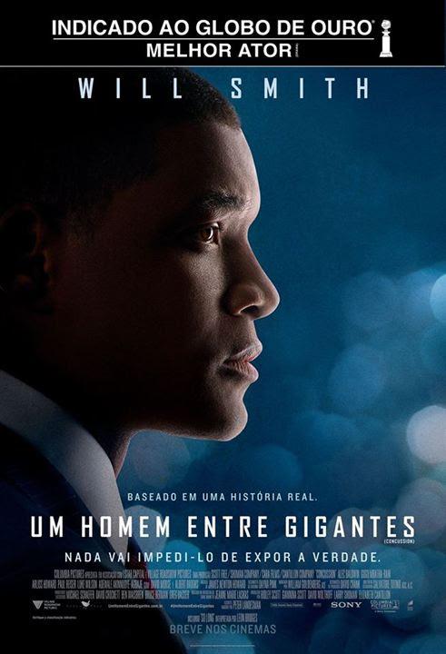 Um Homem Entre Gigantes : Poster