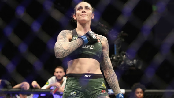 UFC 259: Megan Anderson not weighed down by significance of Amanda Nunes challenge