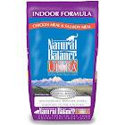 Natural Balance Cat Food, Ultra Premium, Indoor Ultra, Chicken Meal & Salmon Meal - 6 lb