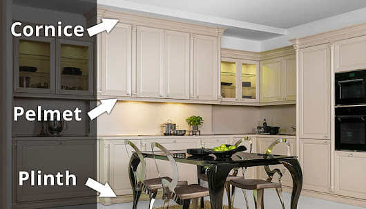 Common Kitchen Design Terminology Explained - Bentons Kitchens