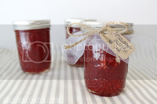 Strawberry Jalapeño Jelly