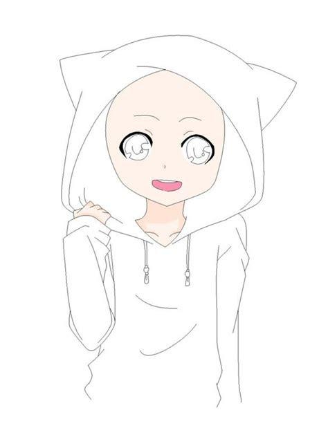 anime boy base cat hoodie base  natalielobsters