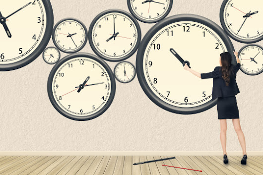 7 Unconventional Time Management Tips