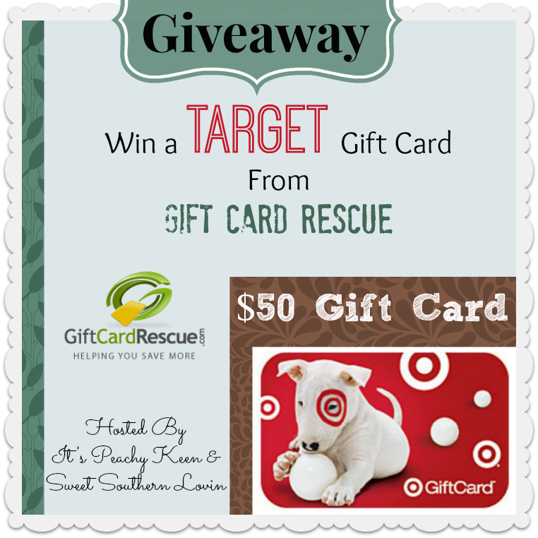 Enter to win a $50 Target Gift Card. Ends 1/14.